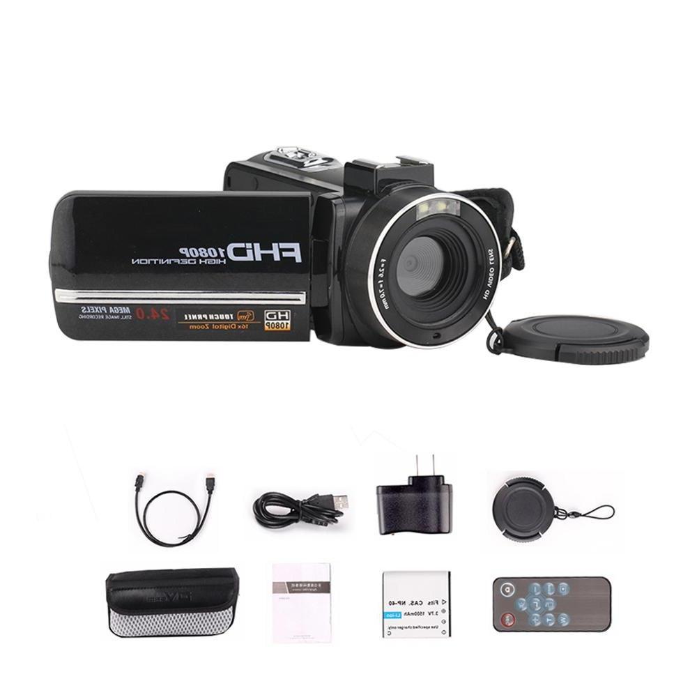 """Digital Microphone 1080P 3"""" Screen <font><b>SONY</b></font>"""
