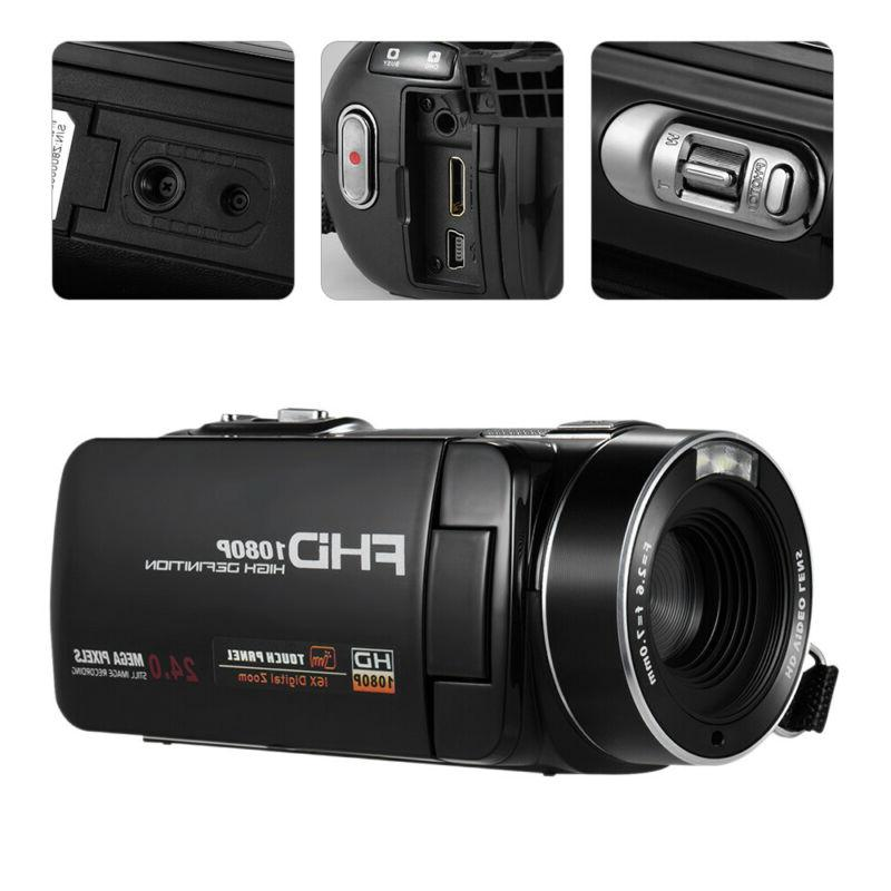 """FULL 3""""LCD 18X ZOOM Night Camera"""