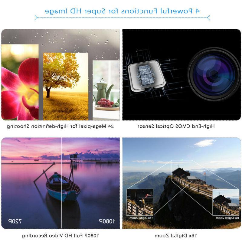 "FULL 3""LCD Night Vision Camera Camcorder"