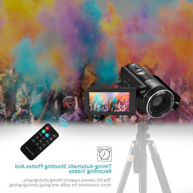 "FULL 1080P 3""LCD Vision Video Camera"