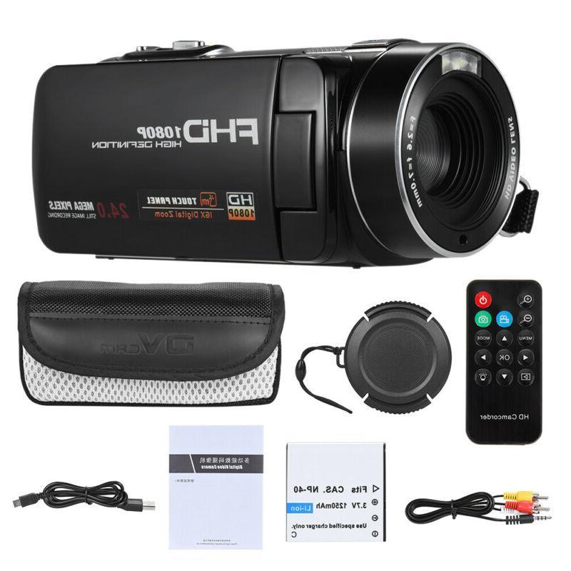 """FULL 3""""LCD Night Vision Digital DV Camera"""