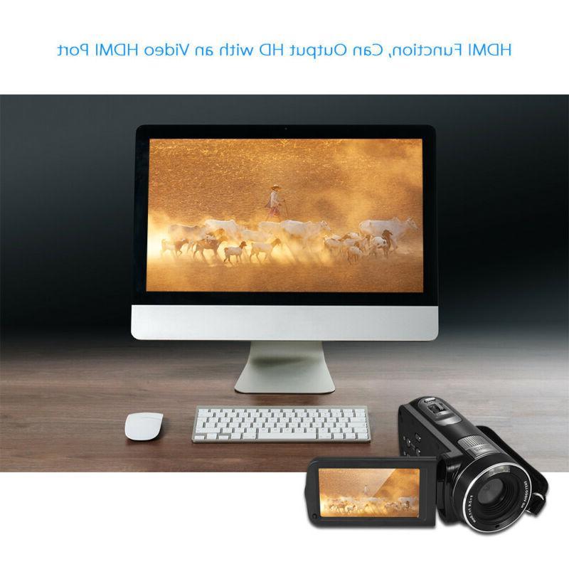 FULL HD 24MP Camera