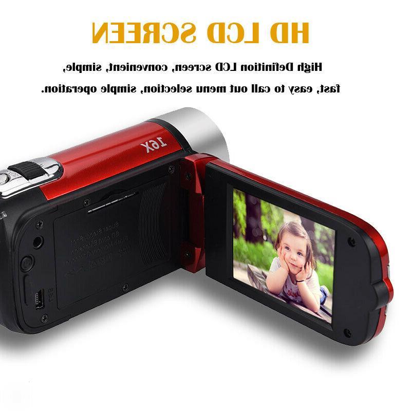 3.0 TFT LCD Digital Zoom Camcorder Video DV USA