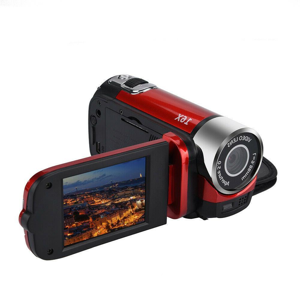 3.0 inch HD Digital Camcorder DV USA