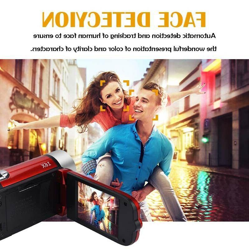 3.0 TFT HD 16MP Digital Camcorder DV USA