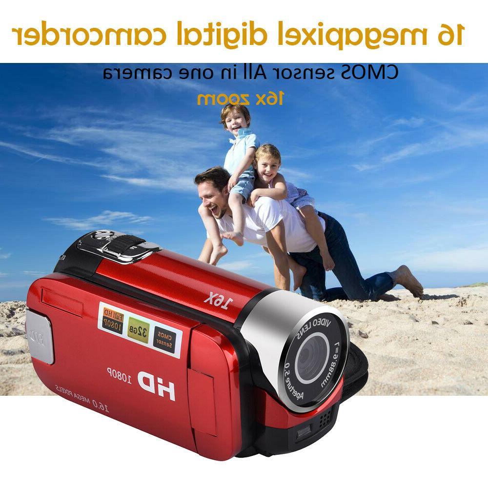 3.0 LCD HD Digital DV Camera