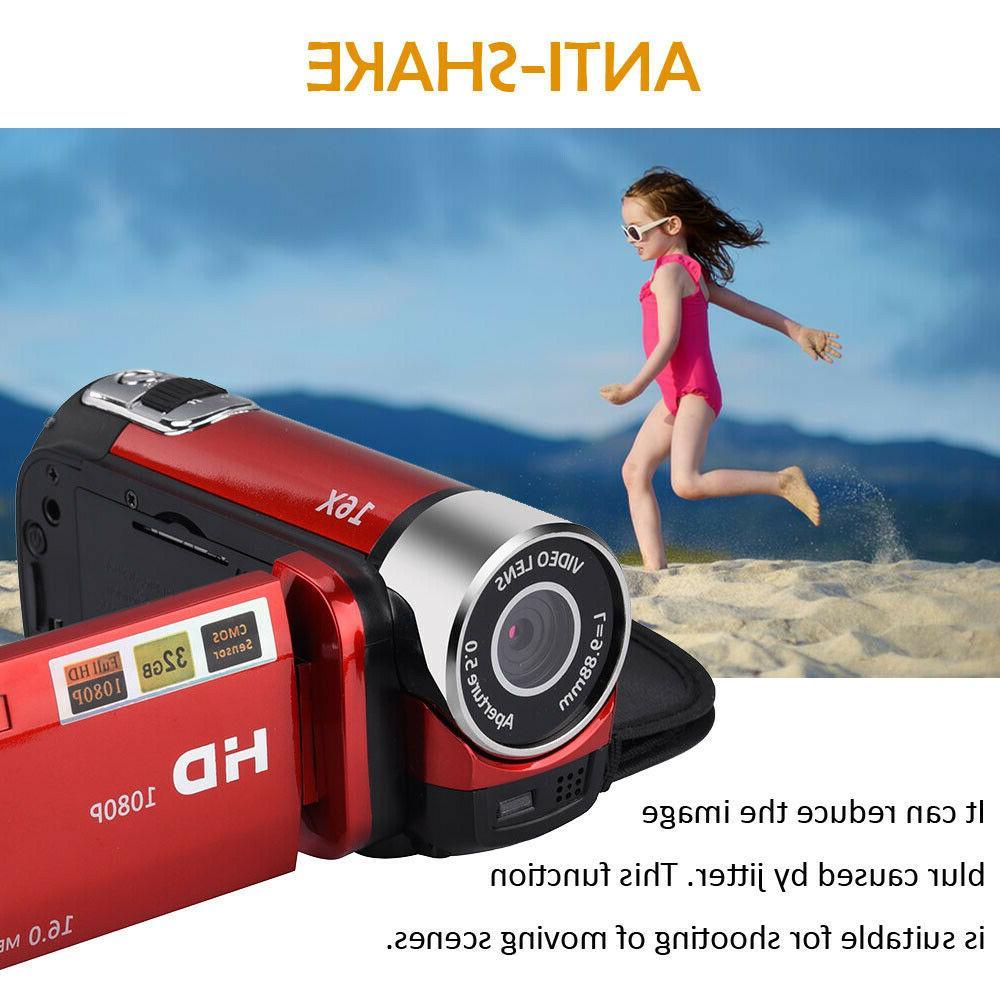 HD 16MP Digital DV