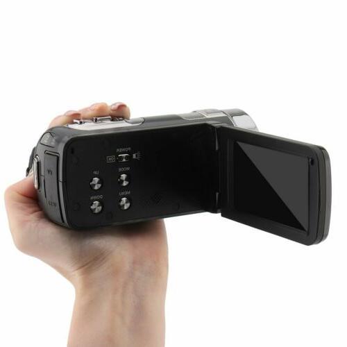 "3"" YouTube Camera 1080P HD IR Night Vision"