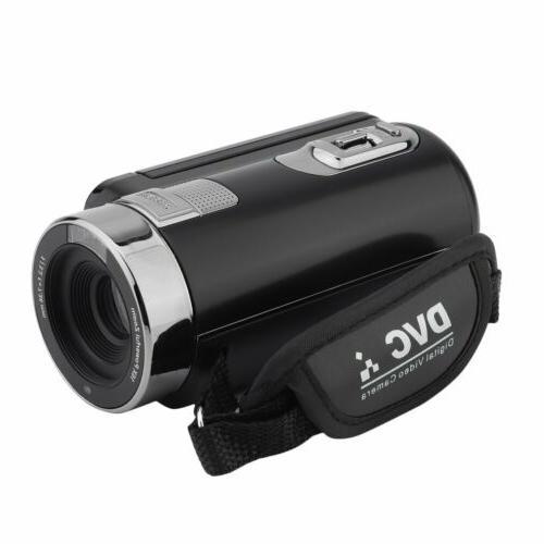 "3"" YouTube Camera HD 24MP Vision"