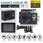 Full HD 4K@30fps SJ8000 170° HD 1080P WiFi Sports Waterproo