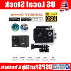 "2"" 1080P 30FPS 16MP 4K WIFI HD Sports Action Waterproof Came"