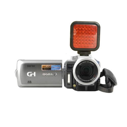 36 LED Vision Light IR Camcorder