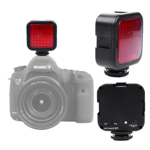 36 LED IR Light For Camcorder