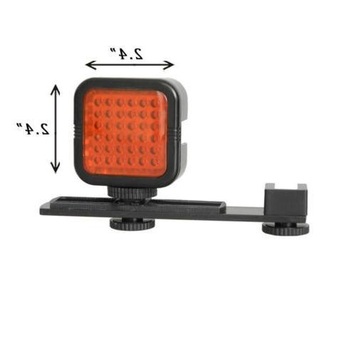 36 LED Vision Light IR Light For Camcorder
