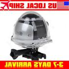 4K 360 DV Action Camera 360 Degree Panoramic 2448*2448 Built