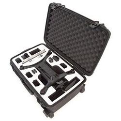 Drone Crates 3DR Solo Case - Rolling, Water Tight, Crush Pro