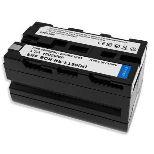 4200mAh New Battery For Sony DCR-VX1000 DCR-VX2000 Camcorder
