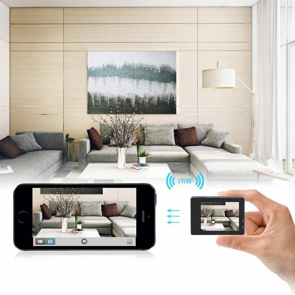 4K Action Camera Screen 4k+ Remote + Bundle