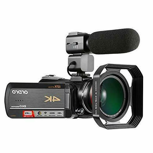 4k UHD WiFi Video with /