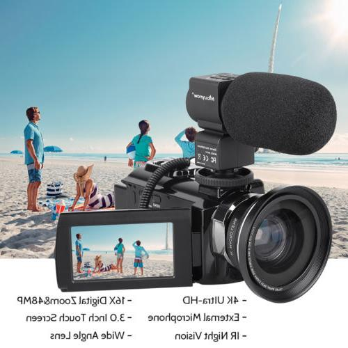 HD Digital 16X MP Vision