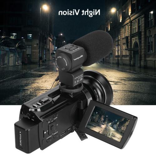 HD Digital 16X MP Video Vision Wide