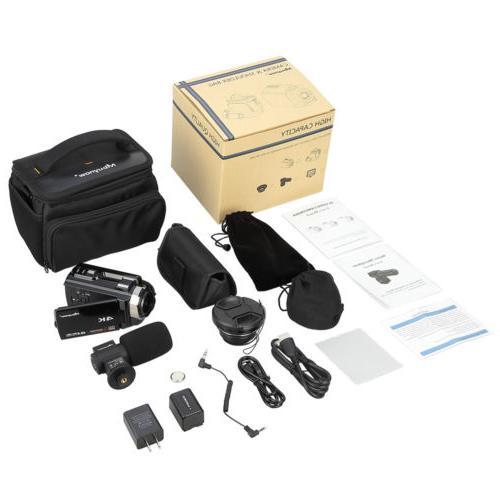 HD Digital 16X Zoom MP Video Vision Wide