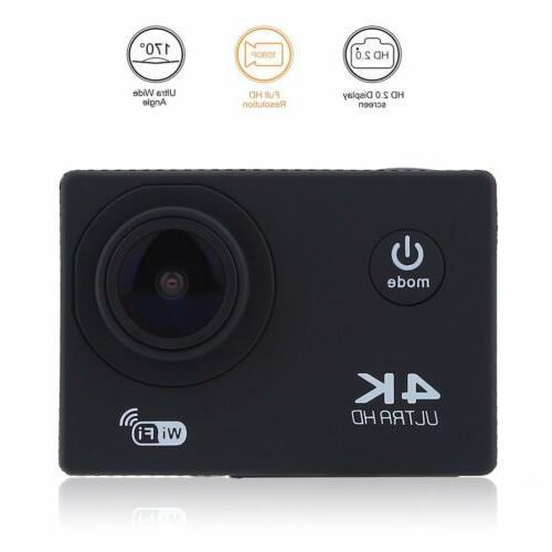 4K Ultra HD Waterproof Action Go Pro US