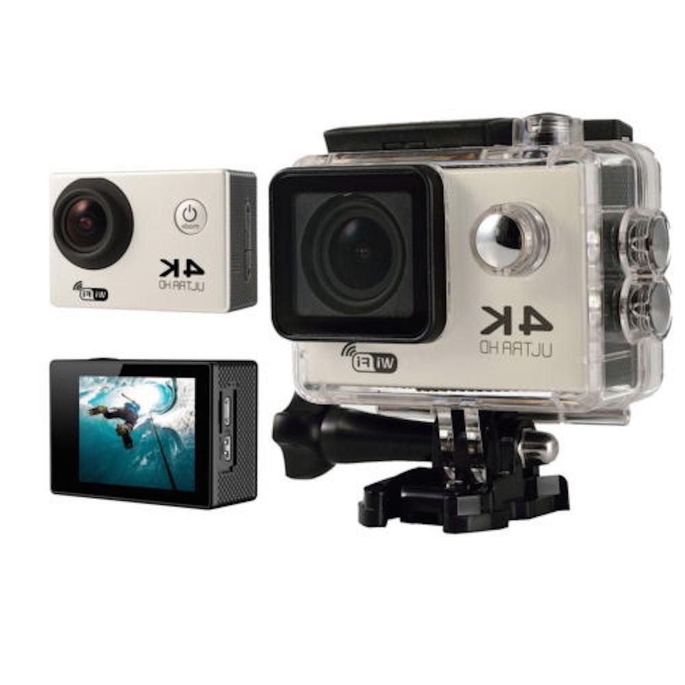 4K Ultra HD DV 16MP Sports Action Camera Accessory