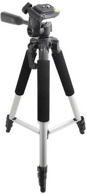 "57"" Inch Pro Series Aluminum Camera Tripod for DSLR Cameras/"