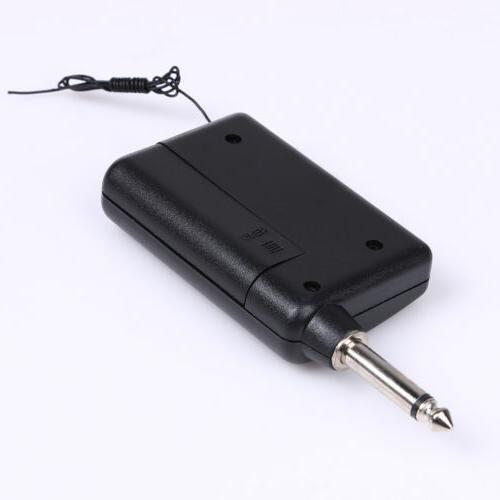 5PCS Wireless Lapel Microphone Transmitter & Camcorder Set