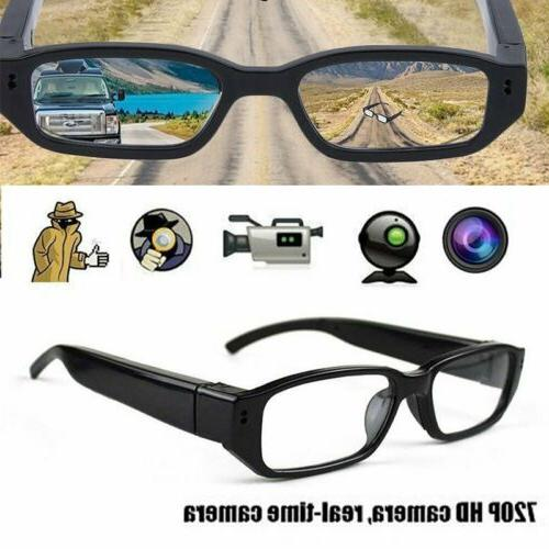 HD 720P Digital Camera Sunglasses Spy Recorder DVRs NVRs Vid