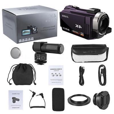 Andoer WiFi 4K HD 1080P Camera