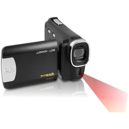 Bell & Howell Rogue Infrared Night 1080p Camcorder