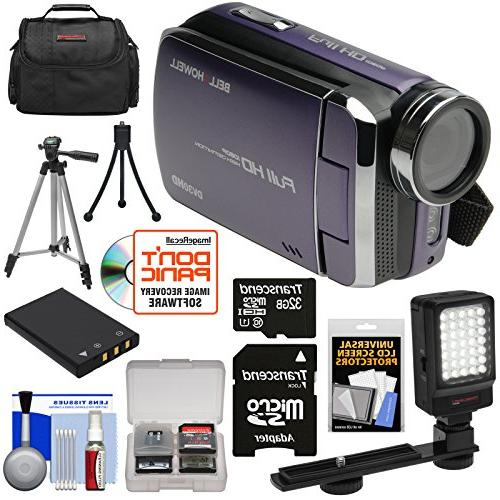 Bell & Howell 1080p HD + + Video with USA