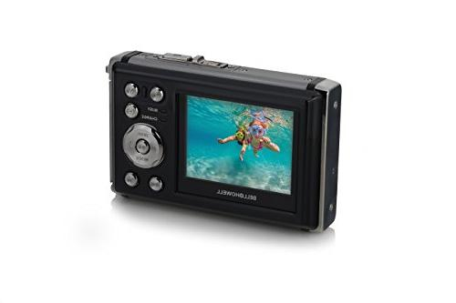 "Bell+Howell Splash3 20 Digital Full 1080p HD Video, 2.4"" LCD Digital Zoom,"