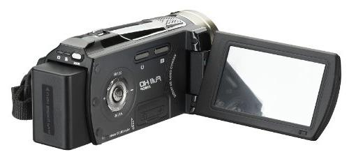 1080p HD 16MP Night Camcorder, Optical LCD