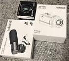 Besteker HD 1080P 24MP 16X Digital Zoom Video Camcorder, Len