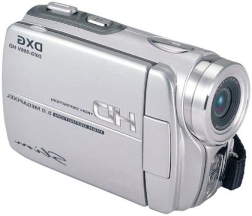 DXG DXG-566V 5.0 Megapixel High-Definition Digital Video Cam