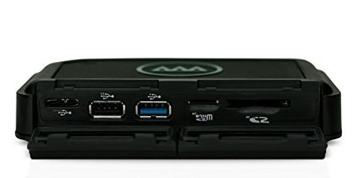 GNARBOX - Backup & Editing System for Any Camera, 128GB