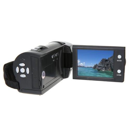 HD 16X LCD Screen Camera DVR With Tripod Set