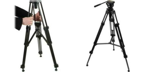 Magnus VT-4000 Professional High Performance Tripod System w