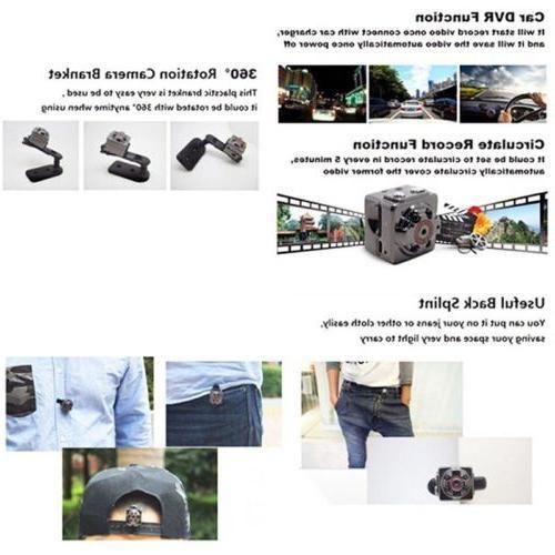 Mini FHD 1080P DV Sport Action DVR Cam