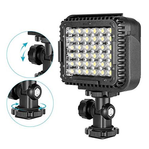 Neewer CN-LUX360 LED Lamp for DV Camcorder