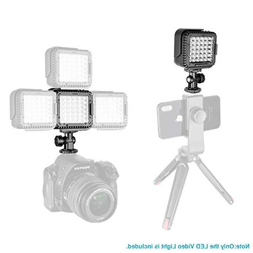 Neewer CN-LUX360 LED Video for Canon DV Camcorder