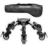 Neewer Photography Professional Heavy Duty Tripod Dolly with