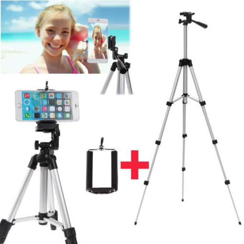 New Digital Camera Camcorder Video Portable Tripod For Canon