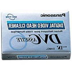 Panasonic AY-DVMCLWW Mini Digital Video Head Cleaner