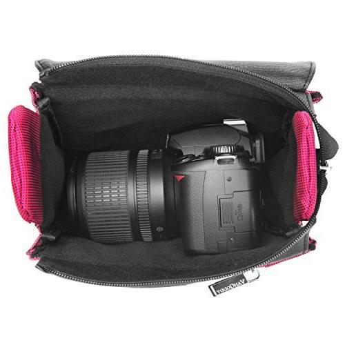 Shoulder Sony Cbyer-shot/Alpha HD