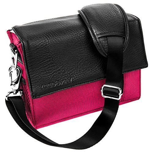 Shoulder Bag Accessory Case Sony Cbyer-shot/Alpha / HD VIdeo