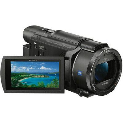 Sony FDR-AX53 4K Ultra HD Handycam Camcorder FDRAX53/B